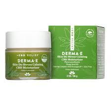 Derma-E-De-stress-Calming-CBD-moisturizer-purehabit