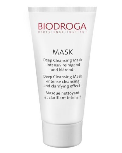 Biodroga deep cleansing mask